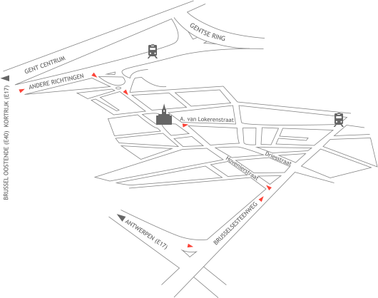 Driesstraat 58/302 Ledeberg
